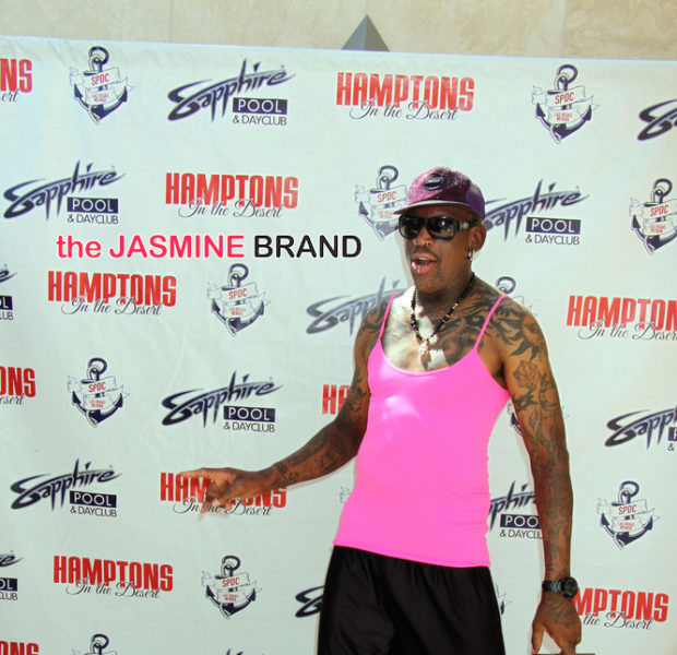 Dennis Rodman Is Making A Movie About His Epic '48 Hours In Vegas'