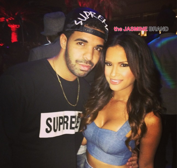 drake-rocsi diaz-maxim 100 party-the jasmine brand