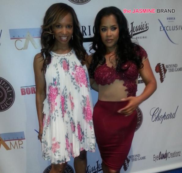 elise neal and lisa wu hollywood divas the jasmine brand