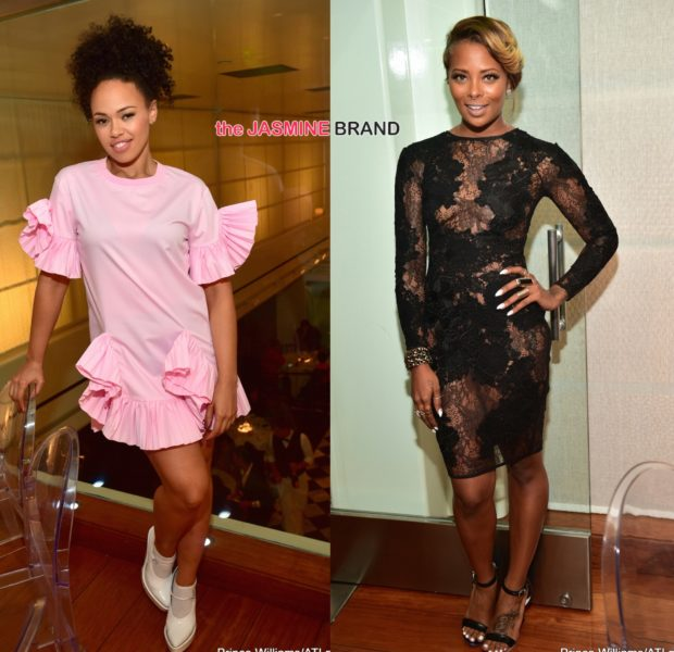 Celebs Break Bread: Russell Simmons, Elle Varner, Meek Mill, Eva Marcille & Big Boi Dine At Mr. Chows