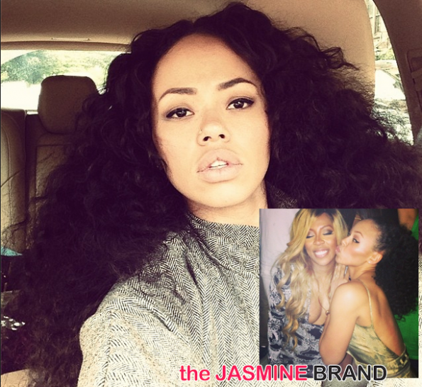 elle varner talks beef with k.michelle and no curve zone pic with meek mill the jasmine brand