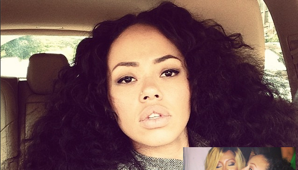 Elle Varner & K.Michelle End Feud + See Varner's 'F**k It All' Video