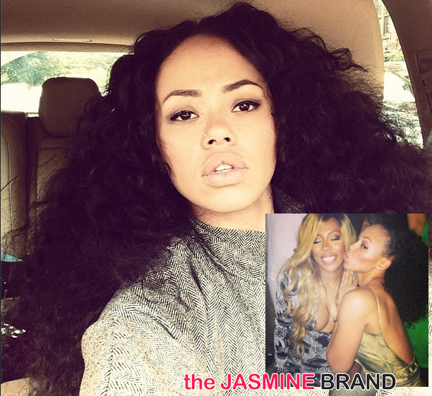 [EXCLUSIVE] Interview: Elle Varner On Ending Friendship With K.Michelle: 'I Don't Do Drama!' + Her Infamous Dinner Photo with Meek Mill