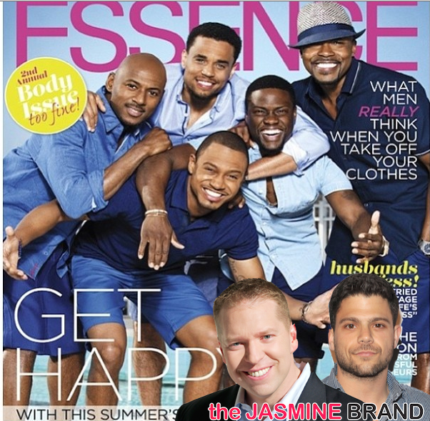 Should Essence Have Omitted White Male Actors From 'Think Like A Man Too Cover'?