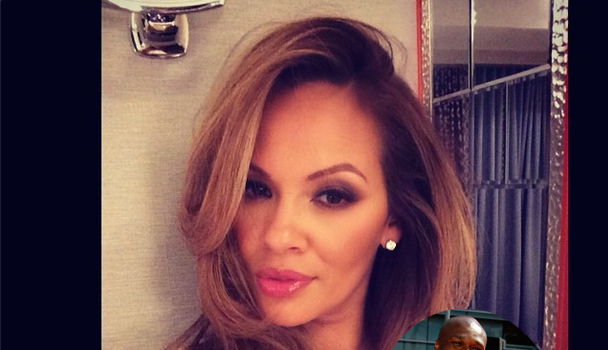 [EXCLUSIVE] Evelyn Lozada Cuts 40K Settlement Check Over Fraud Allegations With Ex-Fiance, Antoine Walker