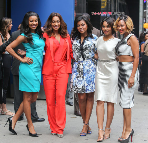 Celebrity Stalking: J.Lo, Adina Porter, Rutina Wesley, Little Mix & 'Think Like A Man Too' Cast