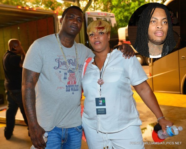 cc8168161858df gucci mane-drops lawsuit-waka flocka flame and mom debra antney-the jasmine