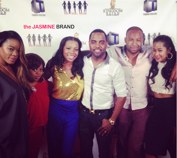 [Photos] 'Hollywood Divas' Finish Season 1, Throw Wrap Party