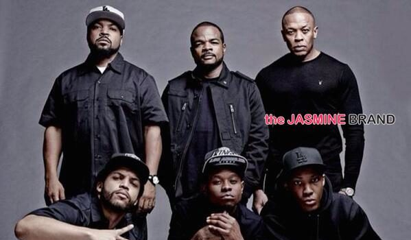 Ice Cube Announces Official Cast For NWA Movie, Straight Outta Compton