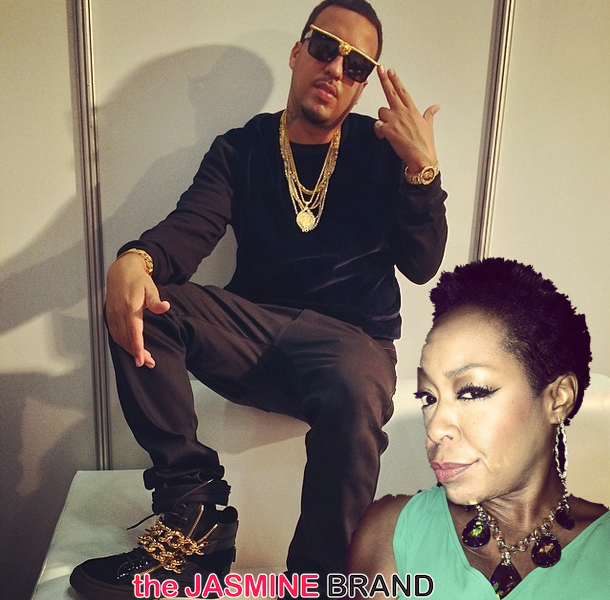 [UPDATE] Instagram Argument Erupts Between Actress Tichina Arnold & French Montana