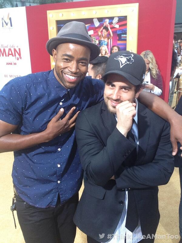 jay ellis-korson adam-think like a man too premiere la-the jasmine brand