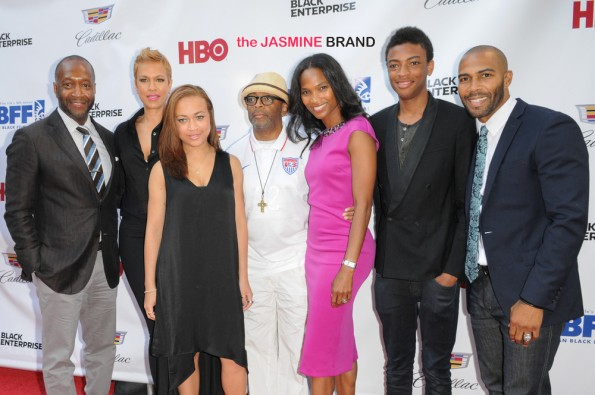 "2014 American Black Film Festival - ""Da Sweet Blood of Jesus"" World Premiere - Arrivals"