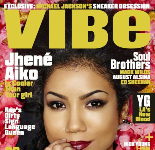 'Cooler Than Your Girl', Jhené Aiko Covers VIBE