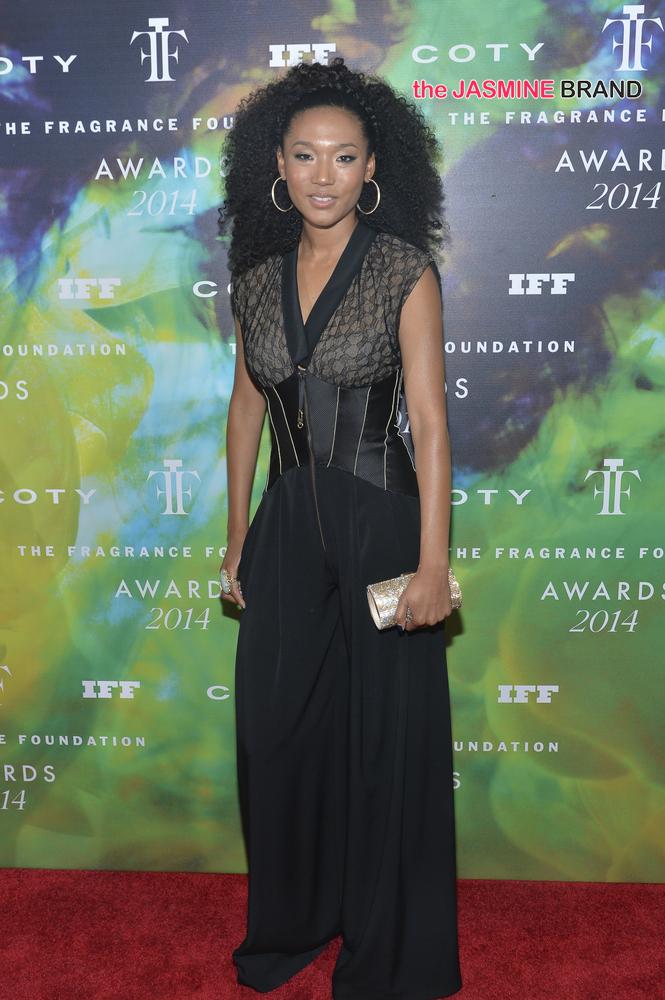 2014 Fragrance Foundation Awards in New York City - Arrivals