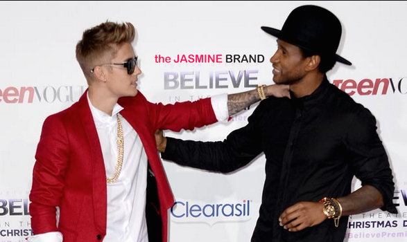 [EXCLUSIVE] Justin Bieber & Usher Slapped With NEW Legal Battle Over Hit Song