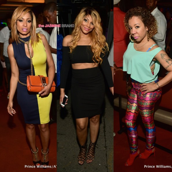 karlie redd-tamar braxton-tameka tiny harris-atlanta club-after party-the jasmine brand