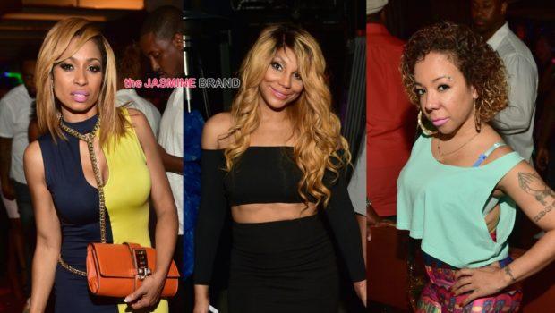 ATL Clubbin': Tamar Braxton, Tameka 'Tiny' Harris, Kevin Hart, LeToya Luckett, Karlie Redd & Terrence J