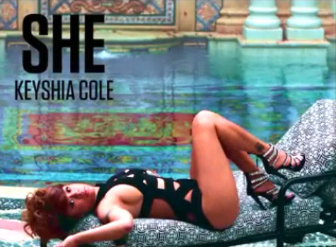 [New Music] Keyshia Cole Releases 'She'