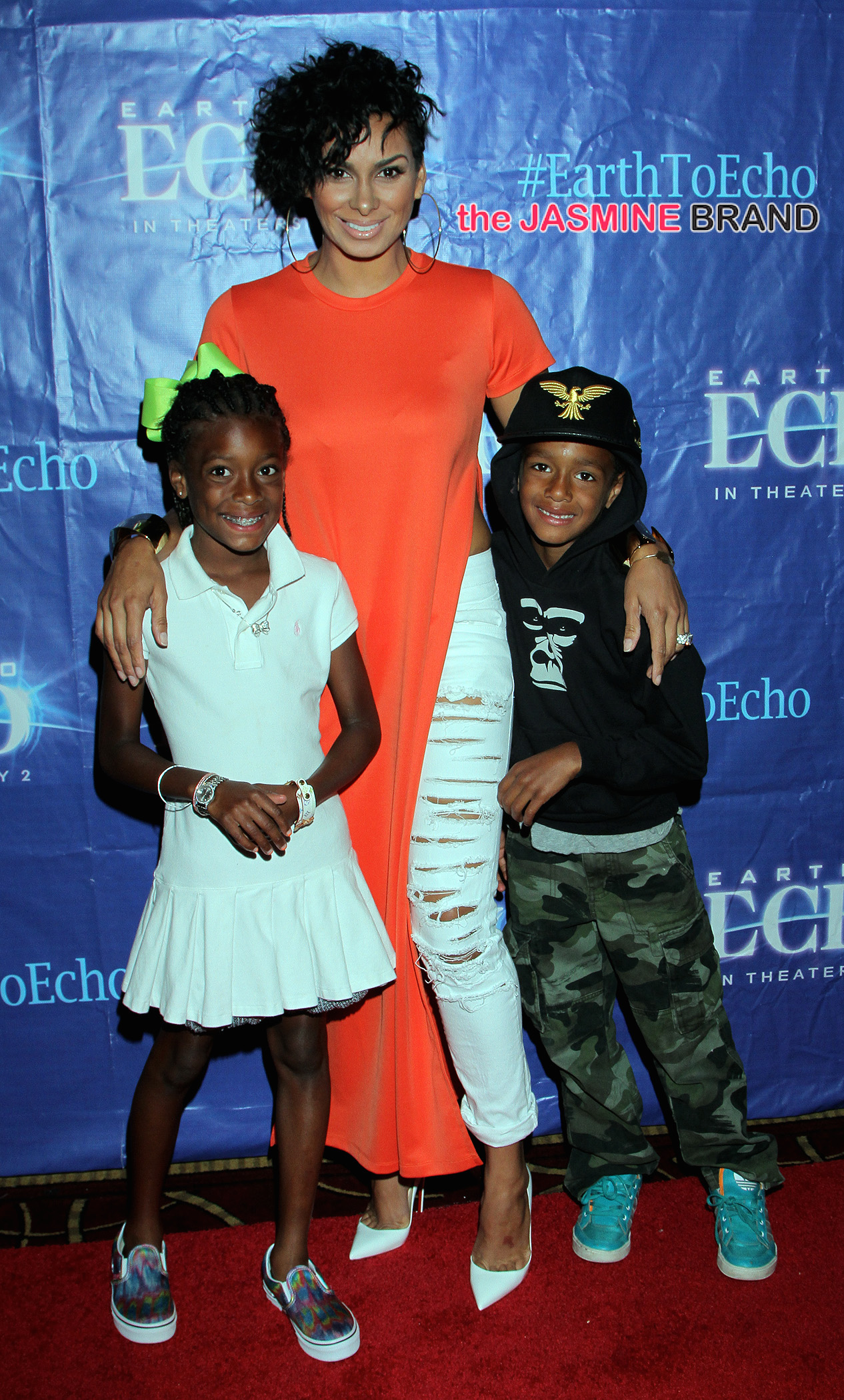 The Wayans Kids Laura Govan Basketball Wives La With Kids Holly