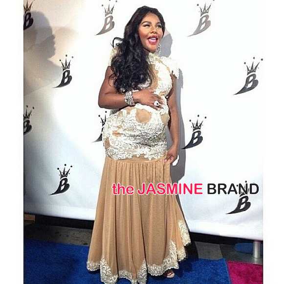 Ovary Hustlin': Lil Kim Welcomes Baby Girl, Royal Reign!