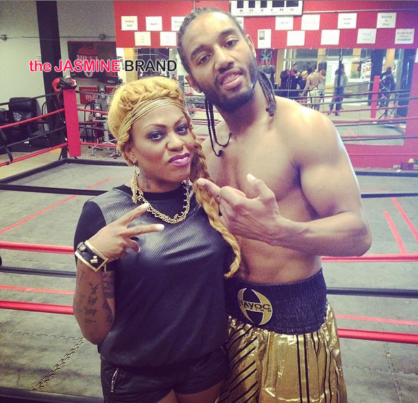 [EXCLUSIVE] Lil Mo & Boyfriend Karl 'Dynamite' Planning Reality Spin-Off Show