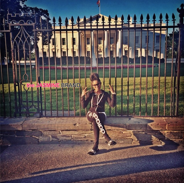 lolo the games assistant visits white house dc the jasmine brand