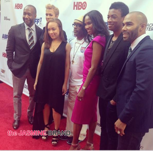 mara brock akil tonya lee spike lee omari hardwick american black film festival abff 2014 the jasmine brand