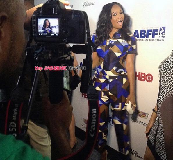 marlo hampton american black film festival abff 2014 the jasmine brand
