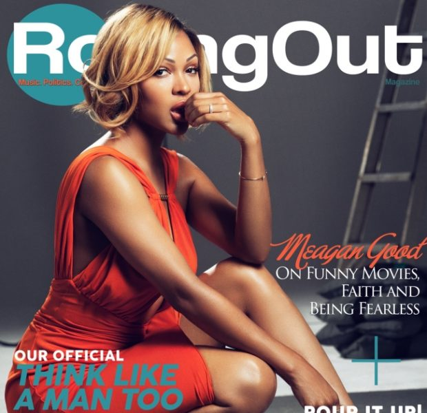 Meagan Good: 'I always felt judged.' + Why She's Adamant About Abstaining Before Marriage