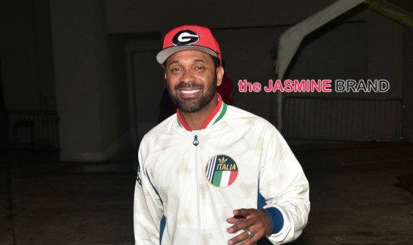 Mike Epps Talks Justin Bieber's Dreadlocks & Nina Simone Movie Controversy