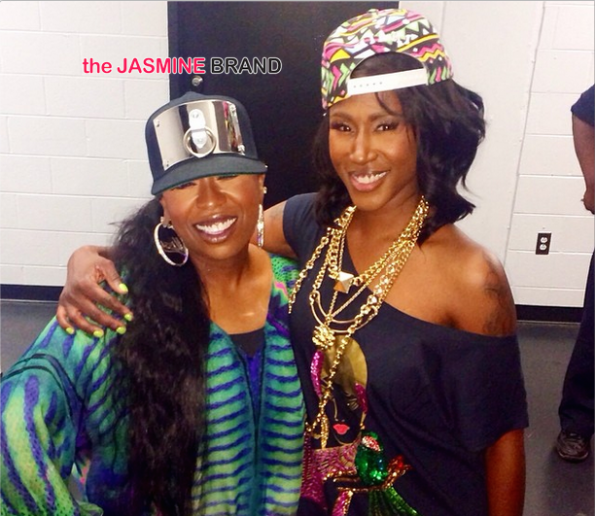 missy elliott singer tweet performs in atlanta 2014 the jasmine brand