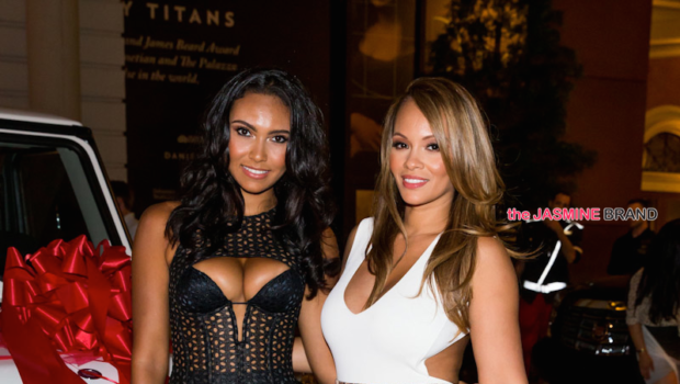 [Photos] Evelyn Lozada Surprises Daughter Shaniece With New Mercedes Benz G550 For 21st Birthday
