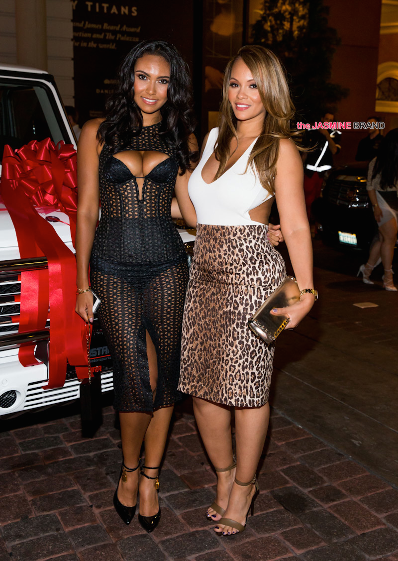 mother daughter evelyn lozada surprises daughter shaniece 21st birthday new mercedes the jasmine brand
