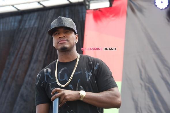 neyo BET Music Matters BET Experience Baldwin Hills 2014 the jasmine brand