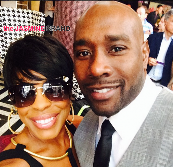 niecy nash and morris chestnut american black film festival abff 2014 the jasmine brand