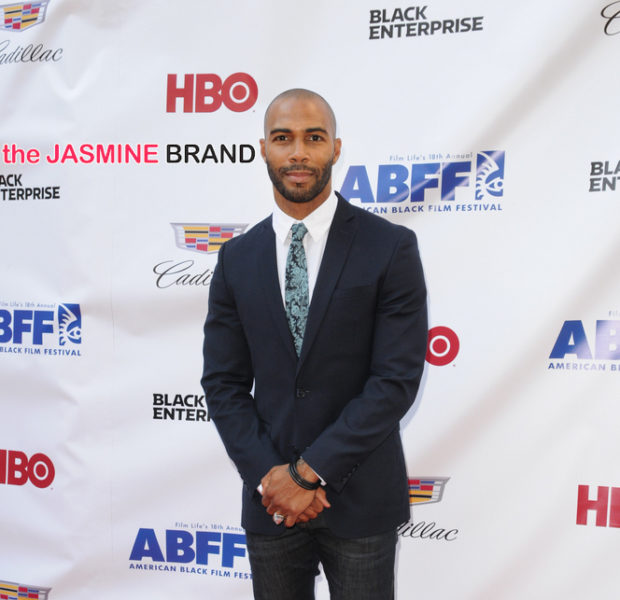 Omari Hardwick & Yandy Smith Attend Spike Lee's 'Da Sweet Blood of Jesus' Premiere + Bridget Kelly & Luke James Help REVOLT's 'Hello Harlem' Initiative