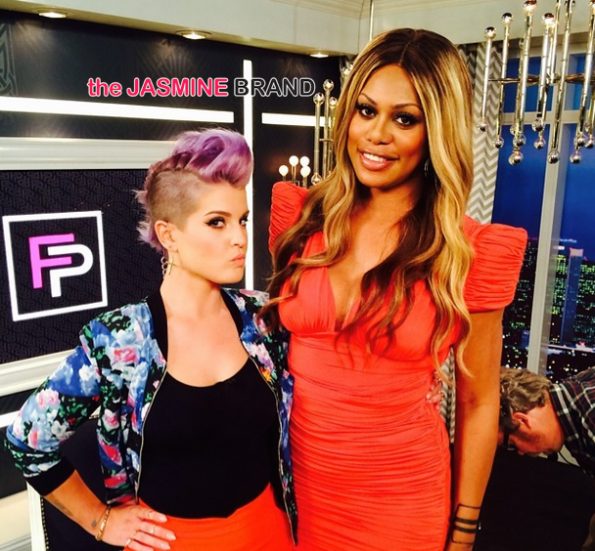 orange is the new black laverne cox visits fashion police the jasmine brand
