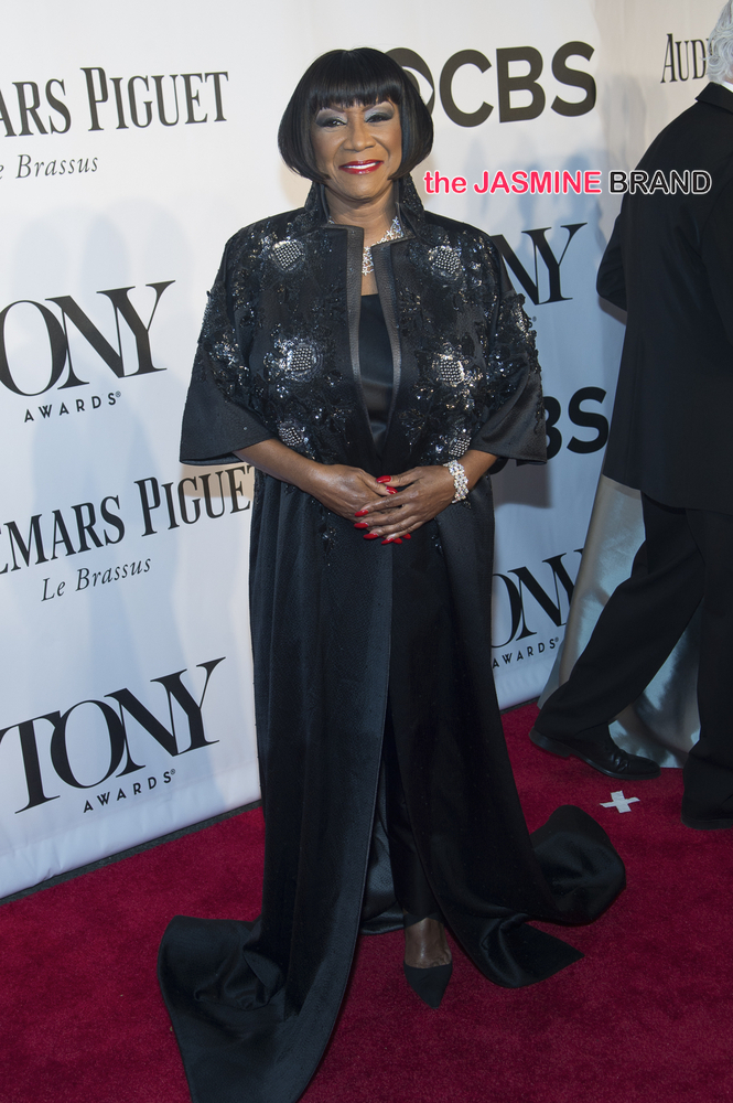 Tony Awards Red Carpet Fantasia Patti Labelle Samuel L