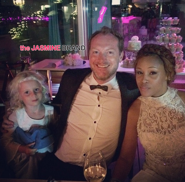 [Yes, I Do!] Rapper Eve Marries Maximillion Cooper In Ibiza
