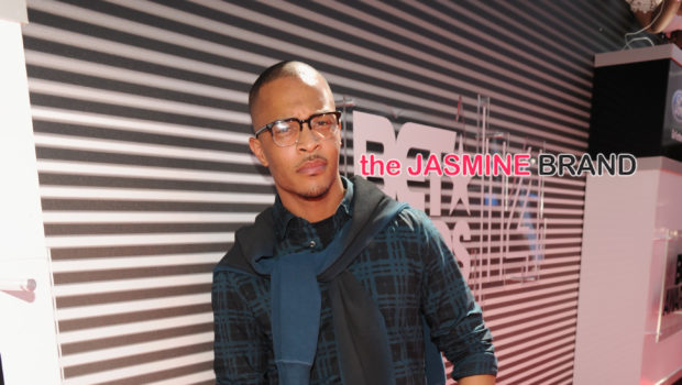 T.I. Arrested For Public Drunkenness & Disorderly Conduct