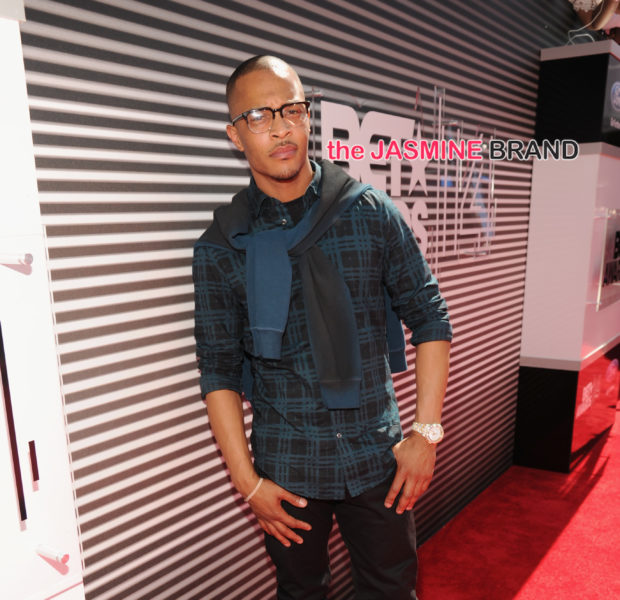 TI Caught Backstage w/ Another Woman + Vents About Marriage : Most Women Want To Impress Their Friends