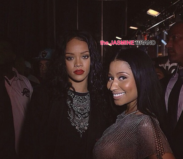 rihanna-nicki minaj-summer jam 2014-photos-the jasmine brand