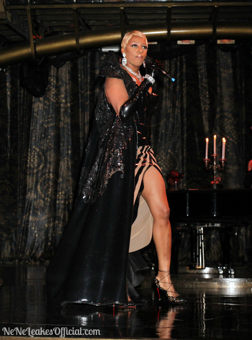 runway NeNe-Leakes-Zumanity-Cirque-De-Soleil-Las-Vegas-Dress-Rehearsal-Photos-the jasmine brand