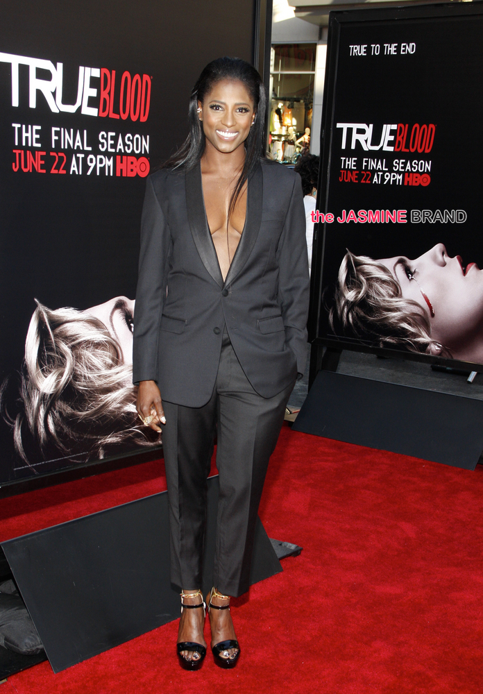"HBO's ""True Blood"" Season 7 Premiere and Final Season - Arrivals"