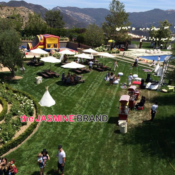 scenic view baby north west coachella kidchella 1st birthday the jasmine brand