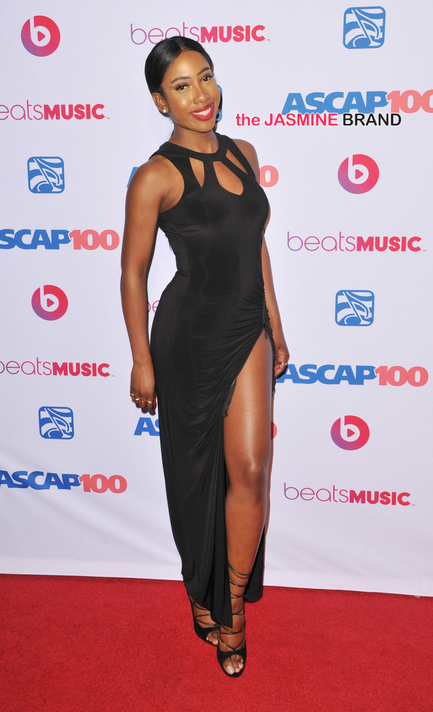 Sevyn Streeter Annual Ascap Rhythm And Soul Music Awards The Jasmine Brand Tammy Rivera Body Photos Of