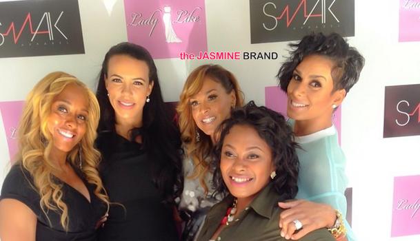 [Photos] Lady Like Foundation: Debbie Allen, Sheree Fletcher, Cookie Johnson, Laura Govan & Shamicka Lawrence Attend
