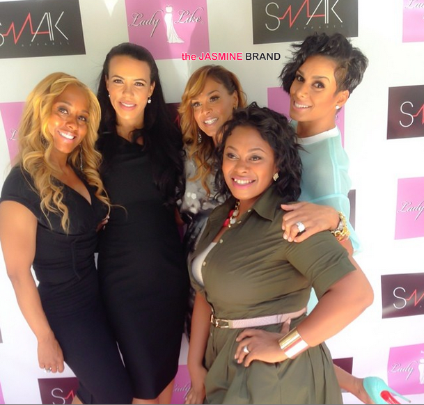 [Photos] Lady Like Foundation: Debbie Allen, Sheree Fletcher, Cookie Johnson, Laura Govan & Shamicka Lawrence Attend