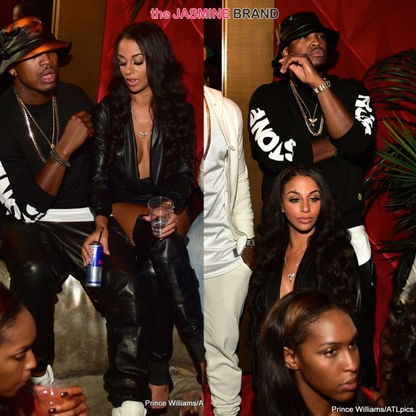 singer girlfriend neyo new rumored girlfriend spotted in club the jasmine brand