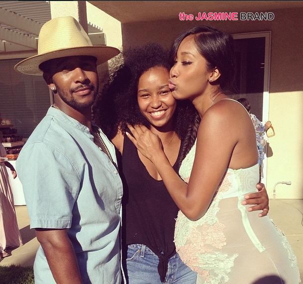 [Interview] Exclusive: Omarion & Girlfriend Apryl Jones Talk Love, Pregnancy, and Ratchedness
